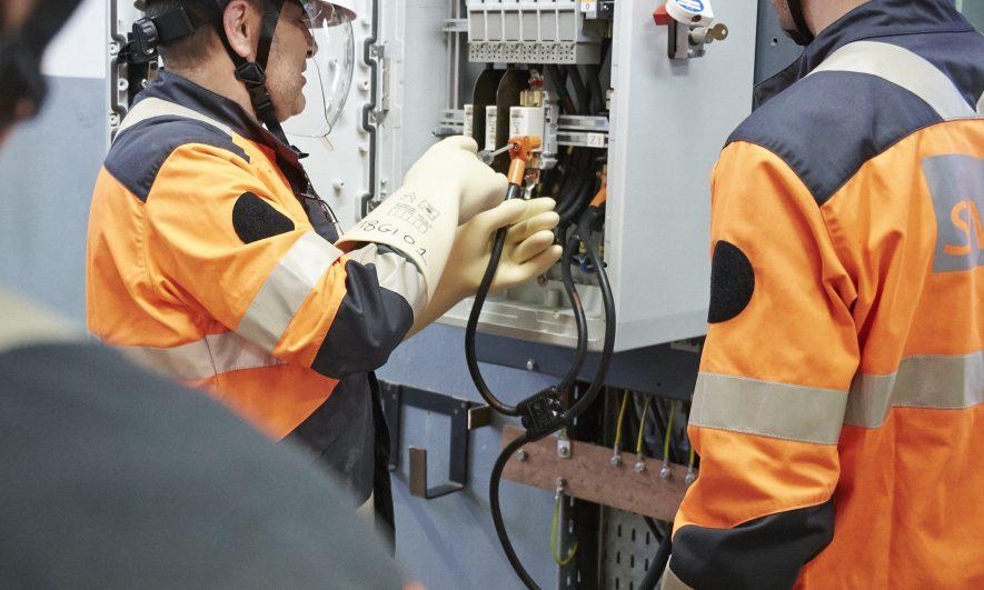 Electricien Haute Et Moyenne Tension F Ou H Emploi Sncf
