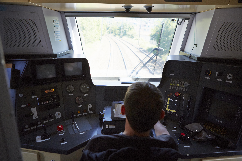 Conducteur De Trains F Ou H Emploi Sncf
