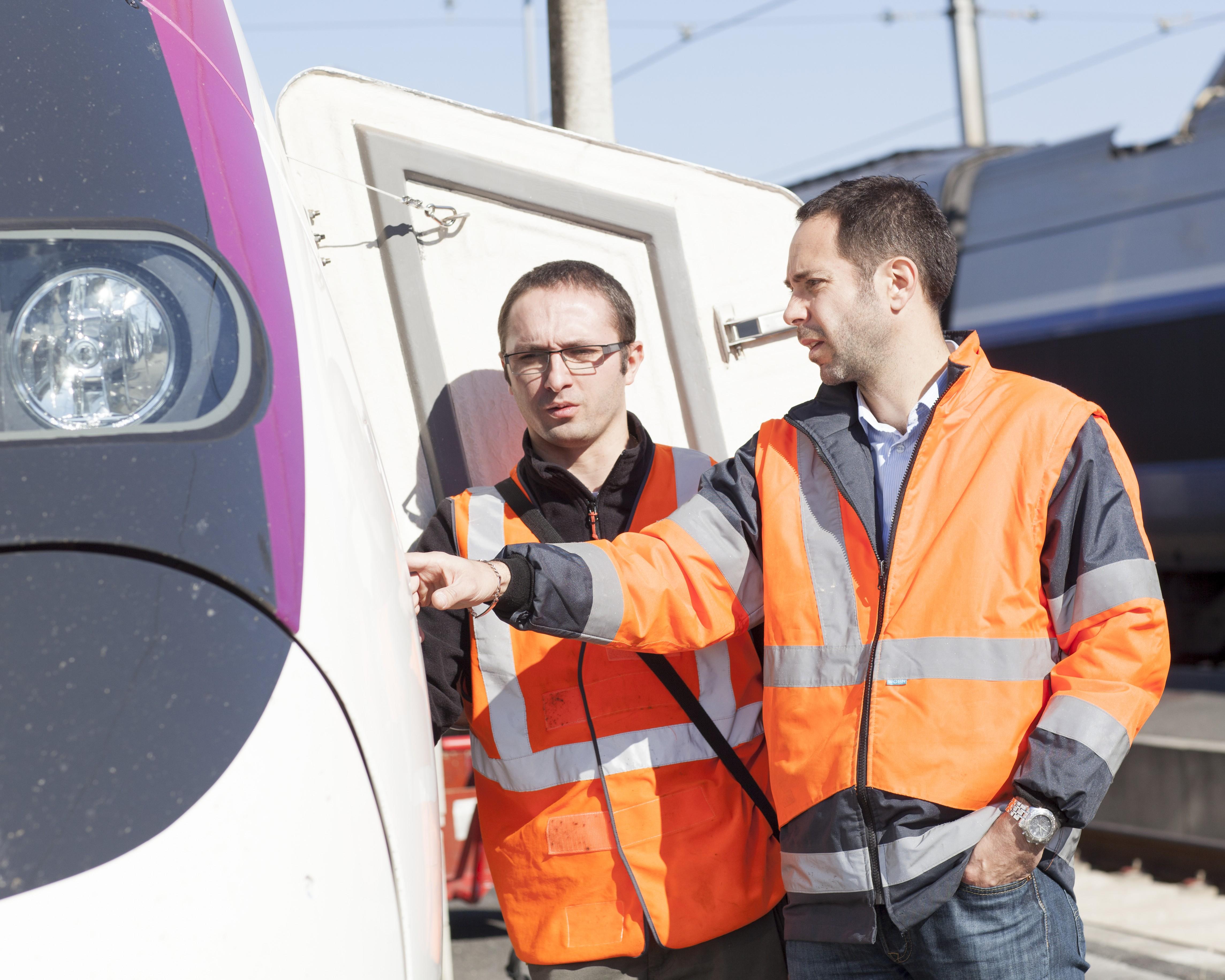 Chez SNCF, nous vous offrons l'opportunité de diriger une équipe.